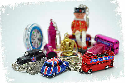 Keyrings and Miniatures are top on selling list