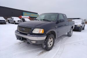 2005 FORD F150 - 355 KMS