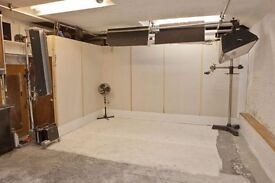 Studio perfect for Film & photography shoots £65 per day