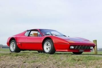 Ferrari - 512 BB - wide-body- 1979