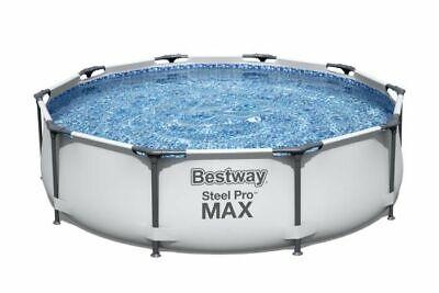 Piscina desmontable Bestway Steel Pro MAX Ø305x76cm