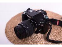 PENTAX K 200D plus accessories