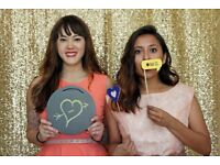 Photo Booth  Includes Props!|Events|Weddings| Birthdays & More