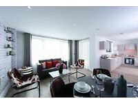 2 Bedroom Flat with 2 Bathrooms to rent new build £1450 PCM