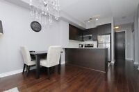 CONDO FOR SALE! SQUARE ONE,1 BED+ DEN, 2 BATHS, CHICAGO BUILDING