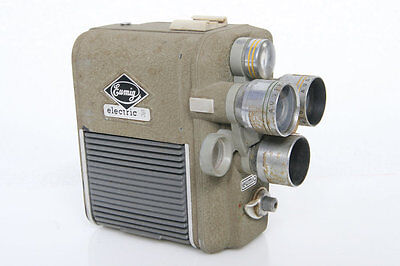 Eumig Electric R 8mm Movie camera - vintage old - for display