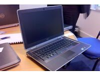 JOBLOT TESTED WITH WARRANTY DELL E6330 Core i5 Laptop gb + 320gb+ hdd Charger