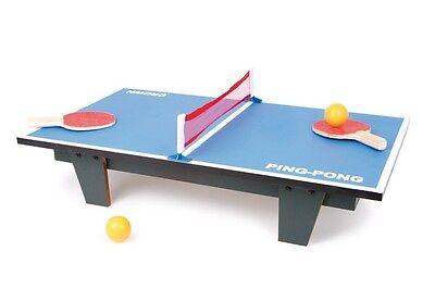 Mini Tischtennis Set Ping Pong Funsport