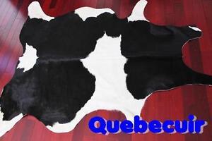 COWHIDE RUG TAPIS PEAU DE VACHE DECORATION PROMOTION
