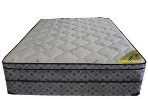 PILLOW TOP MATTRESS ON BLOWOUT SALE FROM $179 BRAND NEW