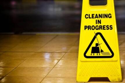 CLEANING WEBSITE FOR SALE!