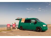 2002 T4 TDI campervan with pop top and full conversion (2.5CC, LOW MILEAGE)
