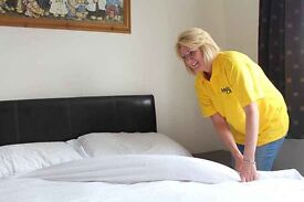 Cleaners required for either the Yatton or Clevedon postcodes