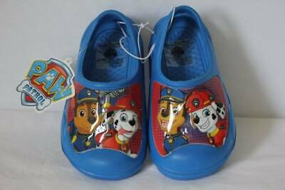 Paw Patrol Fire Dog (Toddler Boys Paw Patrol Water Shoes Medium 7 - 8 Sandals Clogs Fire Dog Cop)