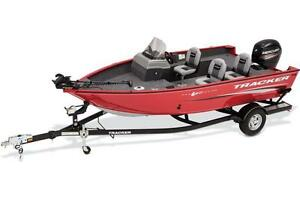 Pro Guide™ V-175 SC w/ 90 EXLPT FourStroke and Trailer