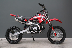 Looking for 100+ cc Pit Bikes