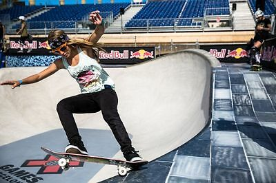 Leticia Bufoni Poster X Games Xgames 14  Multiple Sizes