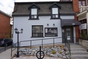 Four Bedroom Upper Apartment Located Downtown