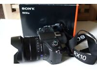 Sony RX 10 iii Digital Camera,25x600mm Zeiss Lens.