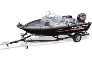 2017 Pro Guide™ V-175 WT w/ 90 EXLPT FourStroke EFI and Trailer