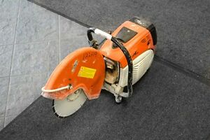 Stihl TS800 Cutoff Saw 2 stroke gas for Sale