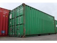 20FT – 40FT Shipping Containers / Storage Containers For Sale