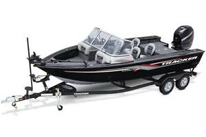 Targa™ V-20 WT w/ 150 XL FourStroke and Trailer