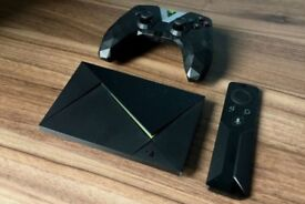 Nvidia Shield TV 4K With Warranty Controller & Remote