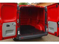 'RED VAN' removals Open for pricelist man&van