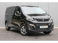 2018 Peugeot Expert Van 2.0 BHDi 120 Professional PLUS 1400 **Delivery Miles**