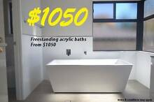 Free Standing Bath ON SALE UP TO 40% off Canning Vale Canning Area Preview