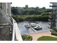 2 bedroom flat in Victoria Wharf, Cardiff Bay, Cardiff, CF11 0SG
