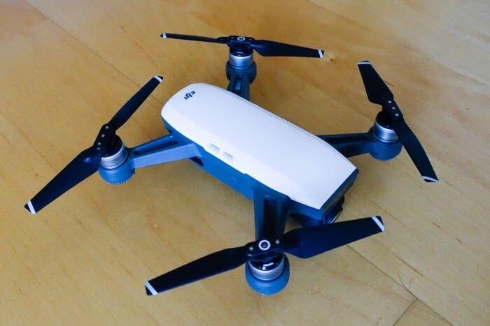 Dji spark drone camera with free 16gb sd card