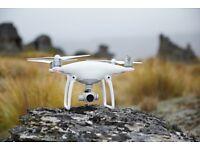 Phantom 4 drone mint