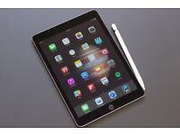 iPad Pro 9.7 128gb and Apple pencil