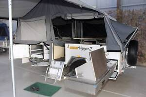 Swag Voyager 2 Off Road Forward Fold Camper Trailer Chelsea Heights Kingston Area Preview