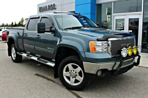 2012 GMC Sierra 2500HD SLT  Sunroof Bluetooth Bose System