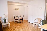 CENTRE-VILLE-DOWNTOWN-METRO GUY-CONCORDIA-1½ - 2½ meublés