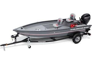 2017 Guide V-16 Laker DLX T w/ 20 ELH FourStroke and Trailer