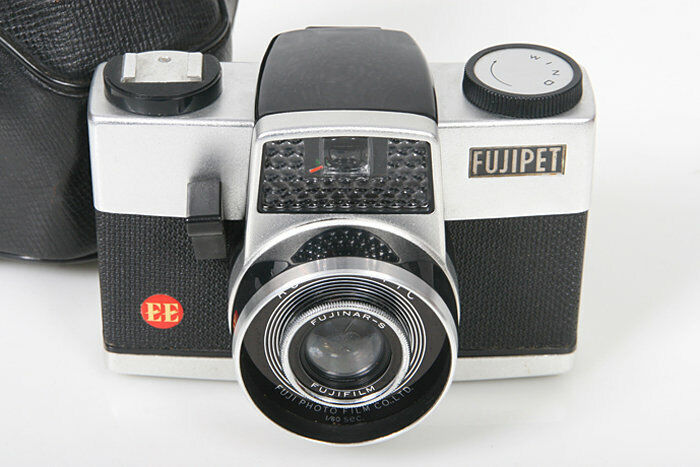 Fujifilm 6x6 Fujipet EE  120 Format Film Camera Diana