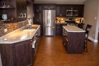 Kitchen, bath and home renovations