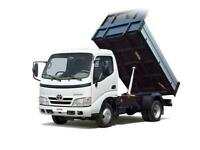 Toyota Dyna 3.0 D-4D 144HP Tipper WOW JUST 47,000 MILES VERY RARE TIPPER 1 OWNER