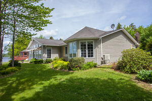 JUST REDUCED! Waterfront Home on Oromocto Lake, NB