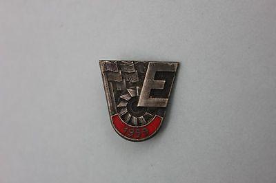 EWG Europäische Wirtschaftsgemeinschaft - Anstecker 1959