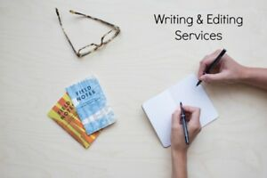 Proof-reading, Writing and Editing Services @ Guaranteed results