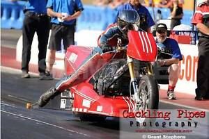 Nitro drag bike, super charged, fuel injected Geelong Geelong City Preview