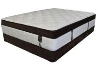 MATTRESSES - SINGLE, DOUBLE, QUEEN, KING SIZE