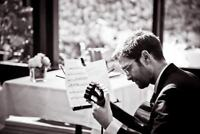 Classical Guitarist for Weddings in Vancouver, British Columbia
