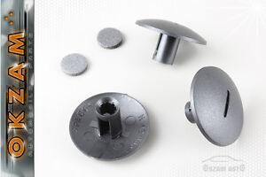 RENAULT-TWINGO-SAFRANE-WHEEL-ARCH-COVER-FASTENER-CLIPS-PLASTIC-TRIM-X10