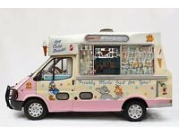Ice Cream Driver / Server Wanted